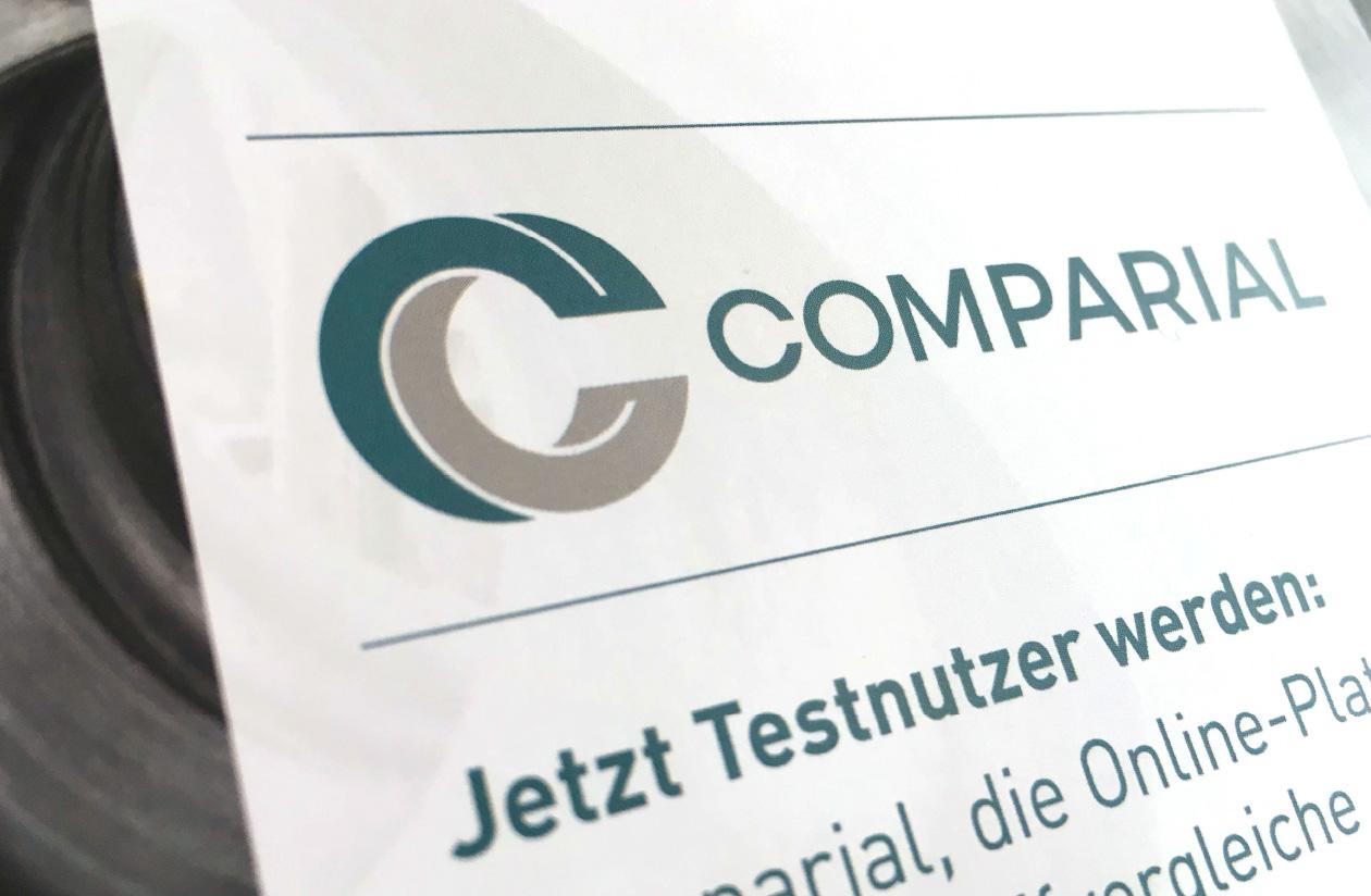 Logo Comparial