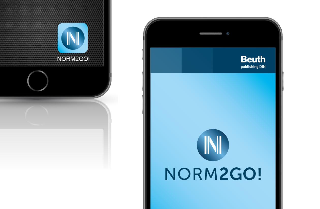 App-Icon und Startscreen
