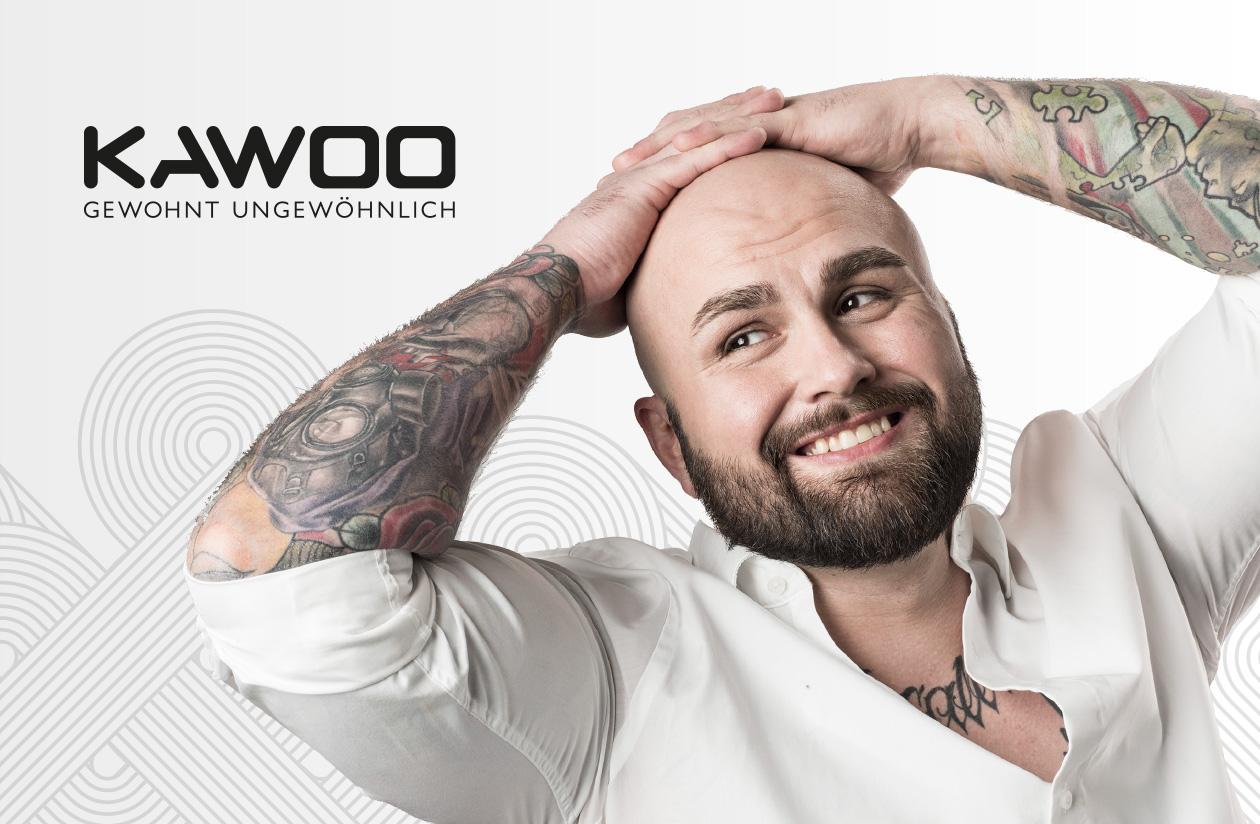 Kawoo Motiv Tattoo